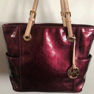 Michael Kors / Bordeaux / Handbag